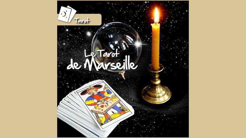 Tirage Gratuit - Le Tarot de Marseille
