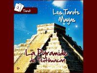 Tirage Gratuit - La Pyramide de Teotihuacan