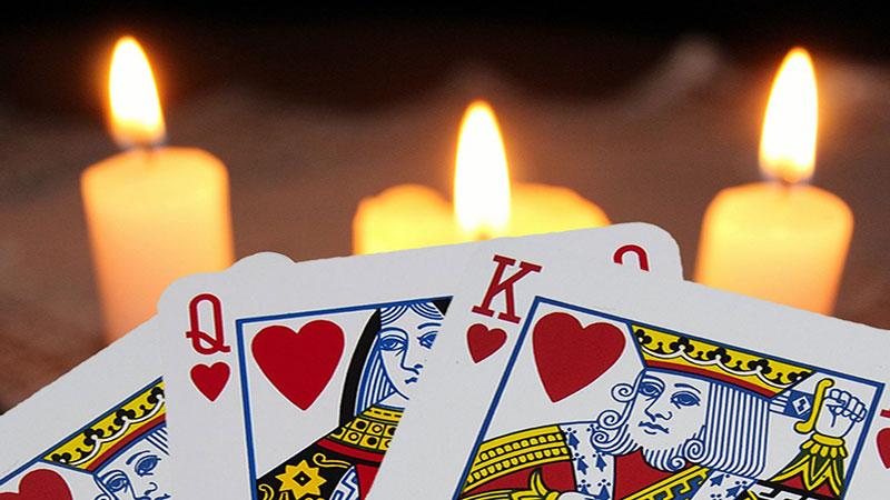 Cartomancie – Le Roi et de la Reine