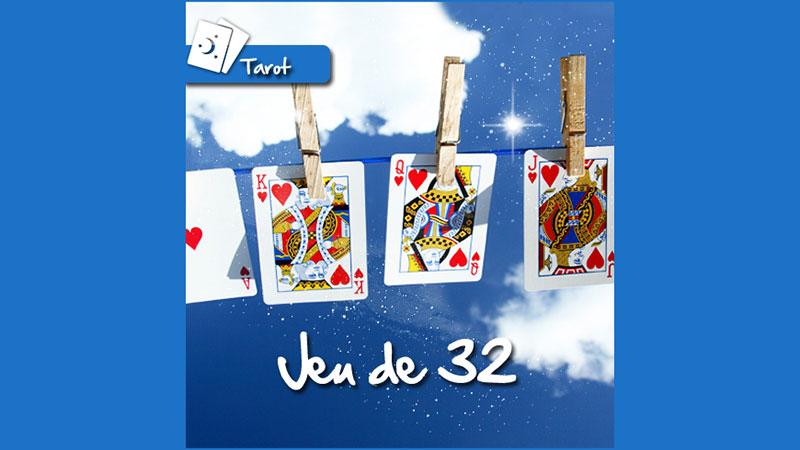 Le Jeu de 32 Cartes