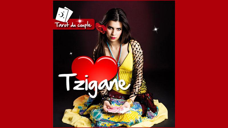 Le Tarot Tzigane de l'Amour